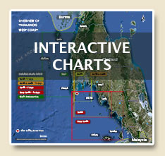 yacht charter interactive maps